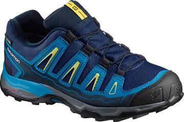 SALOMON Kinder Schuhe X ULTRA GTX J Blue Depth/Cl