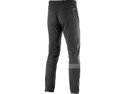 SALOMON Herren Hose RS WARM SOFTSHELL Schwarz