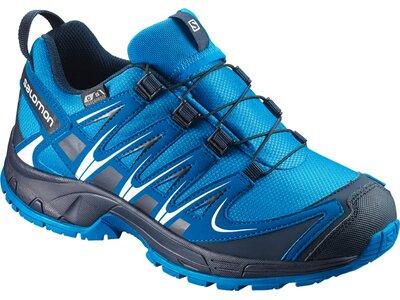 SALOMON Kinder Schuhe XA PRO 3D CSWP J Hawaiian/M Blau