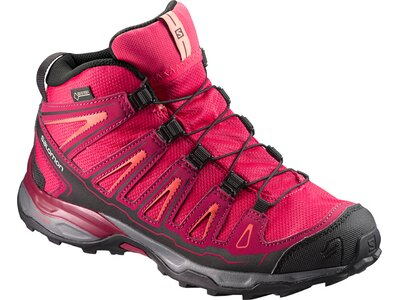 SALOMON Kinder Multifunktionsstiefel X-ULTRA MID GTX Pink