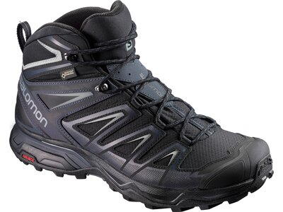 SALOMON Herren Schuhe X ULTRA 3 MID GTX® Bk Grau