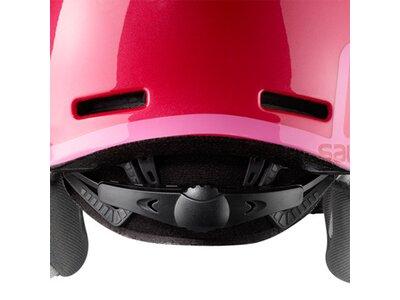 SALOMON Kinder Helm GROM VISOR Pink
