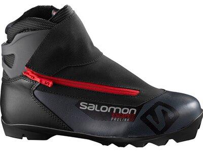SALOMON Herren Langlauf-Skischuhe ESCAPE 6 PROLINK Schwarz