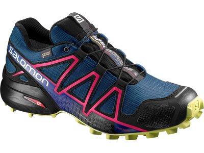 SALOMON Damen Trailrunningschuhe SPEEDCROSS 4 GTX® Schwarz