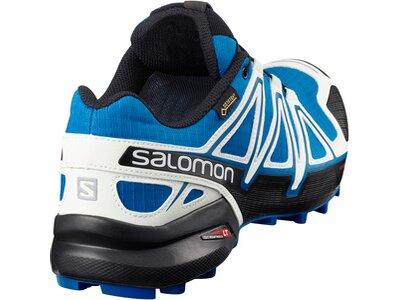 SALOMON Herren Trailrunningschuhe SPEEDCROSS 4 GTX® Blau