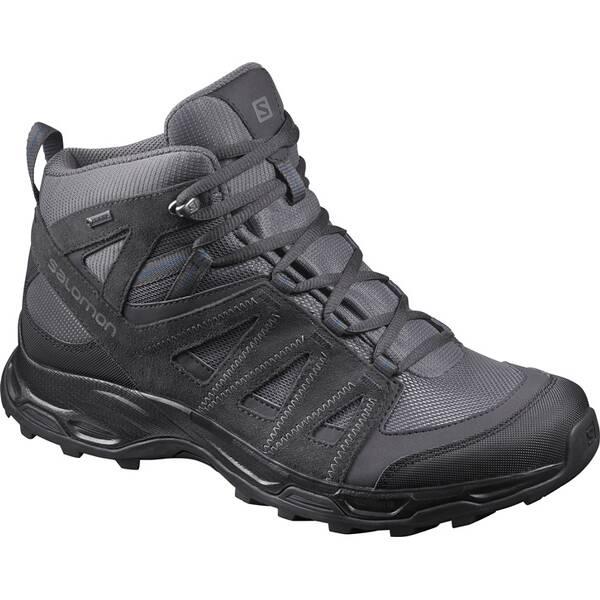 SALOMON Herren Multifunktionsstiefel Ravenrock MID GTX M | Schuhe > Outdoorschuhe > Wanderstiefel | Dunkelgrau | SALOMON