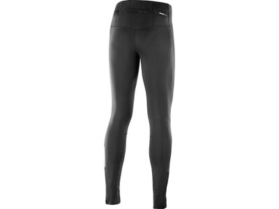 SALOMON Herren AGILE LONG TIGHT M Black Schwarz