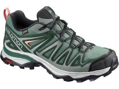 SALOMON Damen Schuhe X ULTRA 3 PRIME GTX® Grau
