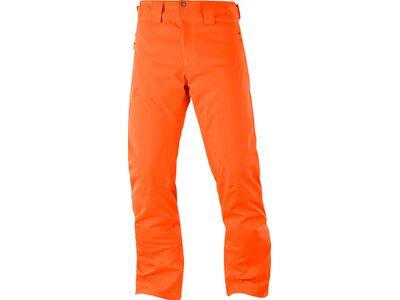 SALOMON Herren Skihose STORMRACE PANT M Orange