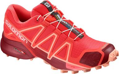 SALOMON Damen Trailrunningschuhe SPEEDCROSS 4 W