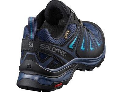 SALOMON Damen Multifunktionsschuhe X ULTRA 3 GTX® W Blau