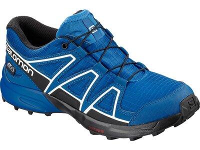 SALOMON Kinder Schuhe SPEEDCROSS CSWP J Indigo Bu Blau