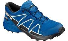 Vorschau: SALOMON Kinder Schuhe SPEEDCROSS CSWP J Indigo Bu
