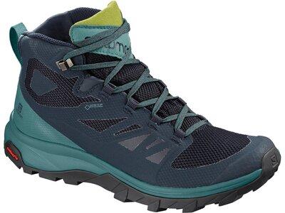 SALOMON Damen Schuhe OUTline Mid GTX® W Na Grau