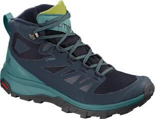 SALOMON Damen Schuhe OUTline Mid GTX® W Na