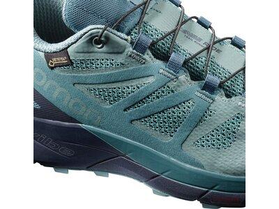 SALOMON Damen Schuhe SENSE RIDE GTX® INVIS Grau
