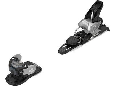 SALOMON Skibindung N WARDEN MNC 11 Silver/B Schwarz