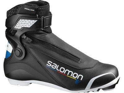SALOMON Langlauf-Skischuhe R/PROLINK Grau