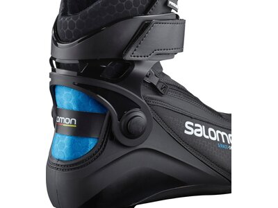 SALOMON Kinder Langlauf-Skischuhe S/RACE SKIATHLON PROLINK JR Grau