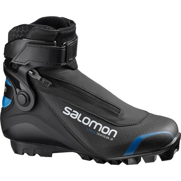 SALOMON Kinder Langlauf-Skischuhe S/RACE SKIATHLON PILOT JR