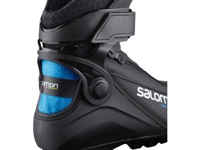 SALOMON Kinder Langlauf-Skischuhe S/RACE SKIATHLON PILOT JR Grau