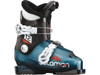 SALOMON Kinder Skischuhe T2 RT Blau