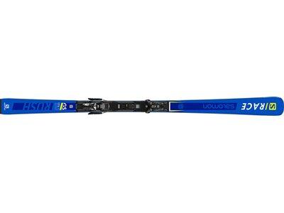 SALOMON Ski X S/RACE RUSH GS + X12 TL Weiß