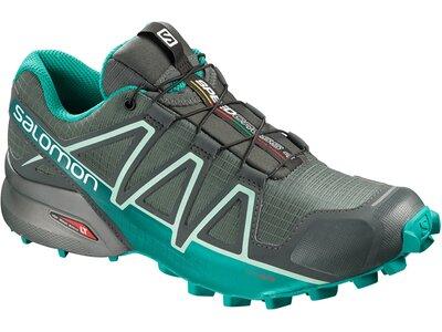 SALOMON Damen Trailrunningschuhe SPEEDCROSS 4 GTX® W Grün