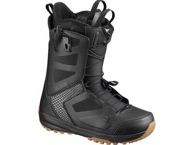 SALOMON Herren Snowboard-Schuhe DIALOGUE Bk/Bk/Gray Viole Grau