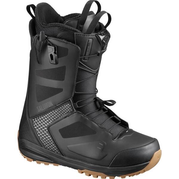 SALOMON Herren Snowboard-Schuhe DIALOGUE Bk/Bk/Gray Viole