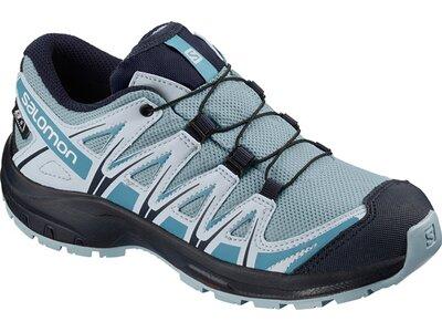 SALOMON Kinder Schuhe XA PRO 3D CSWP J Cashmere B Blau