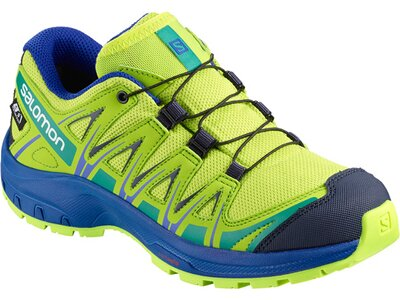 SALOMON Kinder Schuhe XA PRO 3D CSWP J Acid Lime Grün