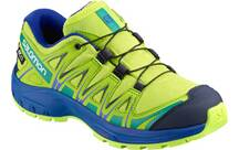 Vorschau: SALOMON Kinder Schuhe XA PRO 3D CSWP J Acid Lime