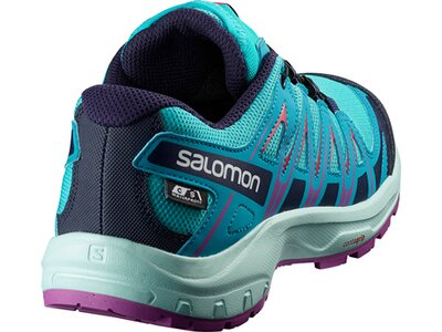 SALOMON Kinder Schuhe XA PRO 3D CSWP J Blubrd/Fjo Blau