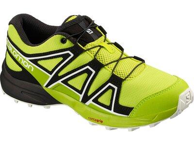 SALOMON Kinder Schuhe SPEEDCROSS J Acid Lime/Lime Grün