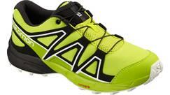 Vorschau: SALOMON Kinder Schuhe SPEEDCROSS J Acid Lime/Lime