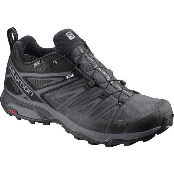 SALOMON Herren Hikingschuhe X ULTRA 3 WIDE GTX | Schuhe > Outdoorschuhe > Hikingschuhe | Salomon