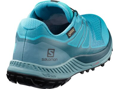 SALOMON Damen Trailrunningschuhe SENSE ESCAPE 2 GTX Schwarz