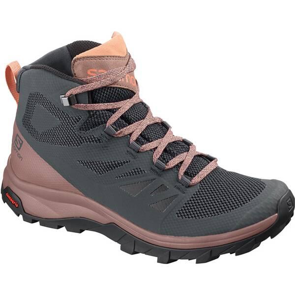 SALOMON Damen Schuhe OUTline Mid GTX W Ebo