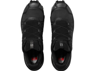 SALOMON Herren Schuhe SPEEDCROSS 5 Bk/Bk/PH Grau