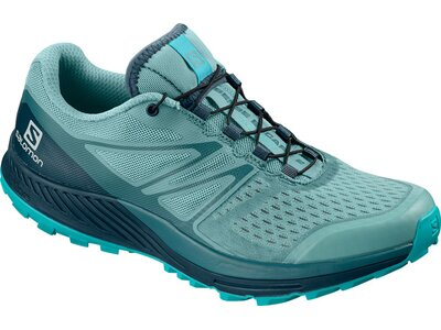 SALOMON Damen Schuhe SENSE ESCAPE 2 W Nile Grau