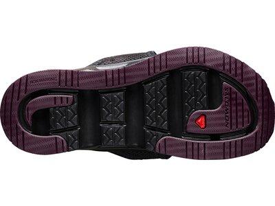 SALOMON Damen Flip Flops RX BREAK 4.0 W Grau