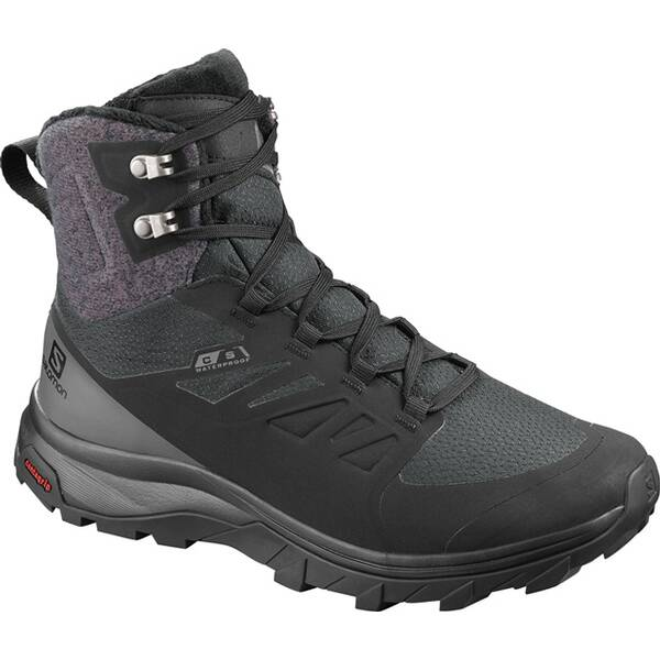 SALOMON Damen Schuhe OUTblast TS CSWP W Bk