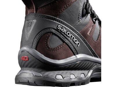 SALOMON Damen Trekkingschuhe QUEST 4D 3 GTX W Grau