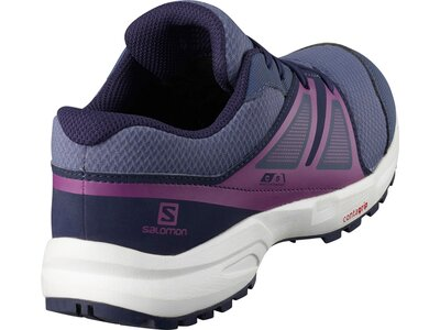 SALOMON Kinder Outdoorschuhe SENSE CSWP J Grau