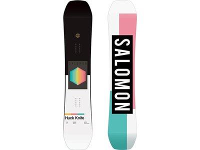 SALOMON Herren Snowboard HUCK KNIFE Pink