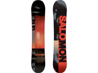 SALOMON Herren Snowboard PULSE Braun