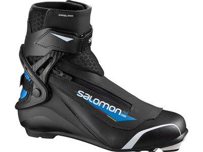 SALOMON Langlauf-Skischuhe PRO COMBI PROLINK Schwarz