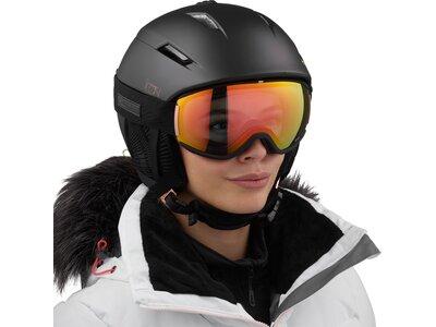 SALOMON Damen Skibrille iVY PHOTO SIGMA BLACK Schwarz