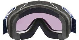 Vorschau: SALOMON Damen Skibrille iVY SIGMA WHITE GLITCH